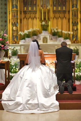 Catholic Wedding Traditions.Catholic Church Wedding