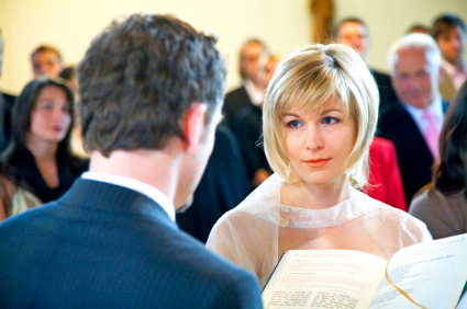 Options For The First Reading Old Testament During A Catholic Wedding